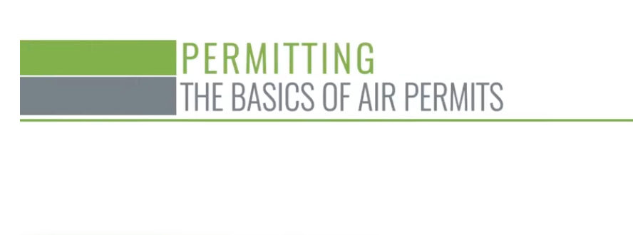 SCAQMD Air Permit Basics