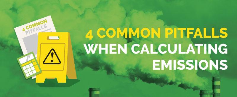 4 Common Pitfalls When Calculating Emissions Pugo Design Studio